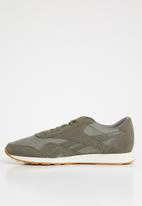 Reebok Classic - Classic suede sneakers - grey