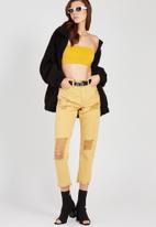 Supré  - New bandeau - yellow