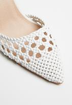 Superbalist - Lyla woven court - white