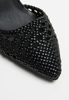 Superbalist - Lyla woven court - black