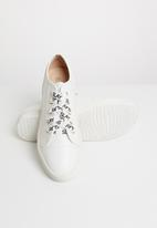 Superbalist - Slay sneaker - white