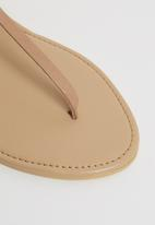 Superbalist - T-bar sandal - neutral