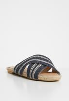 Superbalist - Zandi sandal - blue