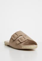 Superbalist - Sienna espadrille sandal - taupe