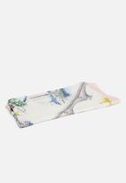 G Couture - Printed scarf - pink