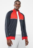 Only & Sons - Blake track jacket - navy