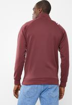 Only & Sons - Teo track jacket - burgundy
