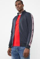 Only & Sons - Ben tape jacket - navy