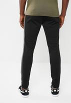 Only & Sons - Mark stripe pants - black