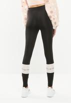 Missguided - Signature leggings - black