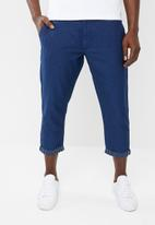 Only & Sons - Beam stripe pants - blue