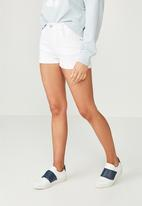 Supré  - The cali shorts - white
