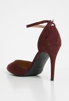 New Look - Sember - burgundy