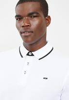 Jack & Jones - Paulos polo - white