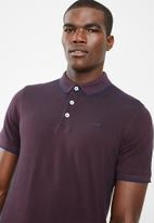 Jack & Jones - Paulo polo - maroon
