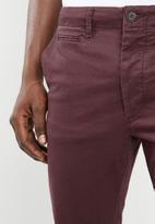 Jack & Jones - Marco enzo pants - burgundy