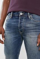 Jack & Jones - JJimike denim jeans - blue
