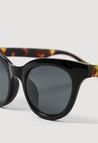 MANGO - Frame sunglasses - black