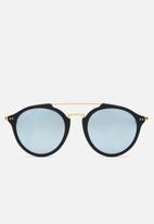 Kapten & Son - Fitzroy sunglasses - black & blue