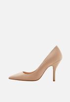 MANGO - Pointed-toe heels - pink