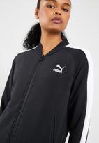 PUMA - Classics track jacket - black