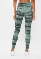 Reebok - Lux tights - green