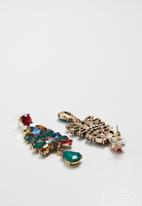 Superbalist - Mia jewelled earrings - multi