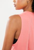 adidas Originals - Tank top - peach
