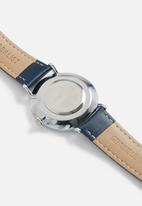 Superbalist - Lucy leather watch - navy