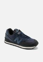 New Balance  - 574 Classic- Outdoor - blue