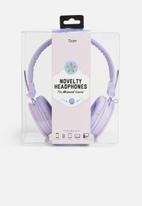 Typo - Novelty headphones - clamshell