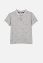 Cotton On - Kenny polo - grey
