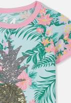 Cotton On - Anna short sleeve tee - multi