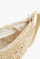 Superbalist - Sibulele basket sling bag - neutral