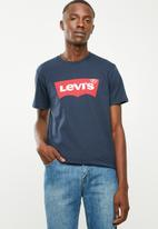 Levi's® - Graphic tee - navy