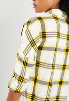 Noisy May - Erik shirt - yellow