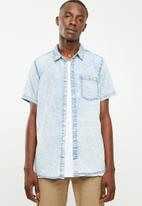 Cotton On - 91 shirt - blue