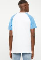 Brave Soul - Baptist T-shirt - white