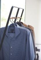 Yamazaki - Tower coat rack wide - black