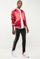 Jack & Jones - Plaza bomber - red