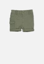 Cotton On - Jamie slouch short -green