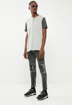 Jack & Jones - Glenn track jeans - black