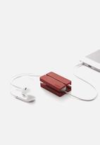 Yamazaki - Web cord reel small - red