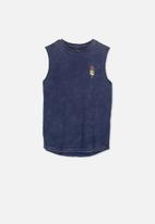 Cotton On - Orson tank - navy