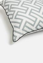 Sixth Floor - Kana cushion cover - grey
