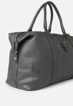 Typo - Buffalo overnighter bag - black