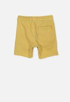 Cotton On - Rocco short - yellow