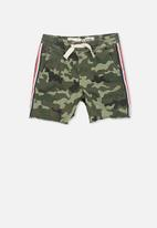 Cotton On - Rocco short - green
