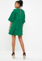 Superbalist - Shift dress - green