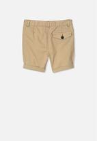 Cotton On - William walk short - beige